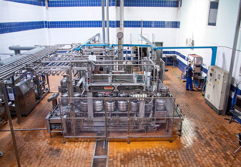 «Динал» установит зенитный фонарь на новосибирском пивоваренном заводе «Пивоварня Москва-Эфес»