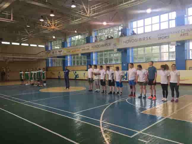 «Динал» занял второе место в волейбольном турнире