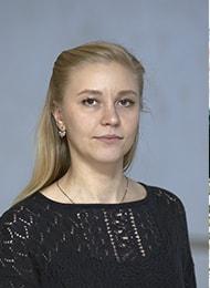 Кириченко Анастасия