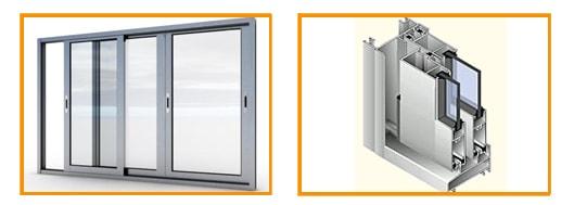 Остекление балконов профилем из алюминия: плюсы и минусы