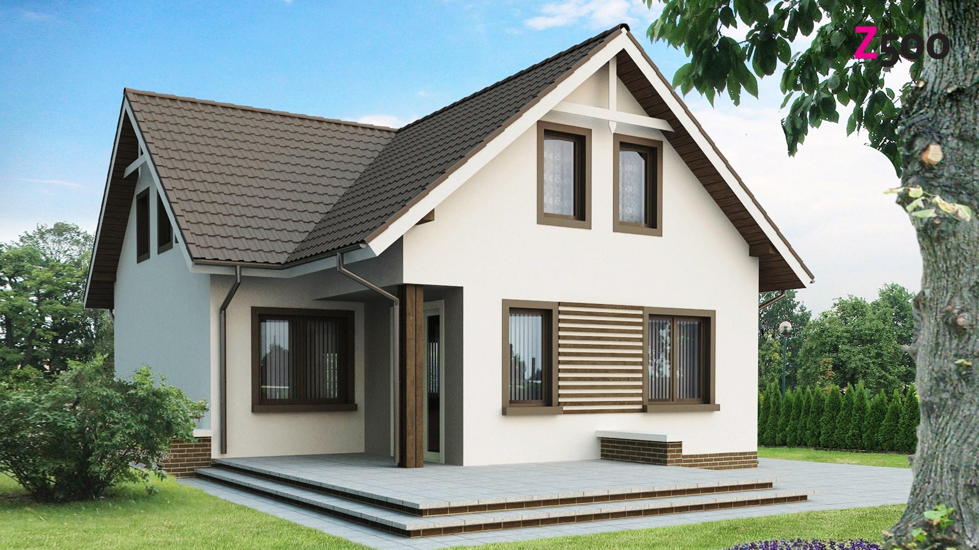 ПВХ окна для загородного дома