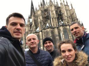 Наши в Германии
